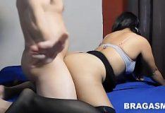 Escritório do sexo quente e gostoso da puta