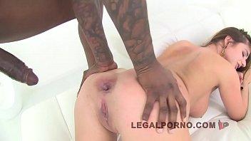 Sexe da Taylor Sands fazendo creampie vaginal