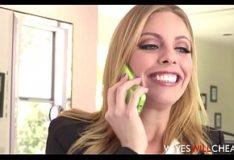 Britney Amber fode em troca de emprego