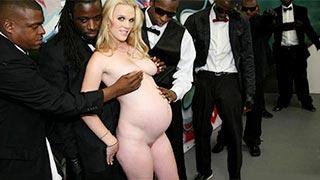 Hydii May gravida fodida por negros de ternos