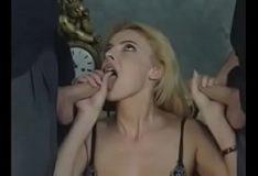 Kristina Miller se prostitui no parque
