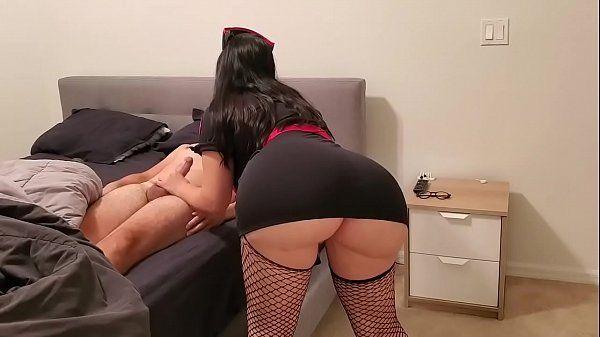 Vídeo quente com a rabuda linda chamando para o sexo